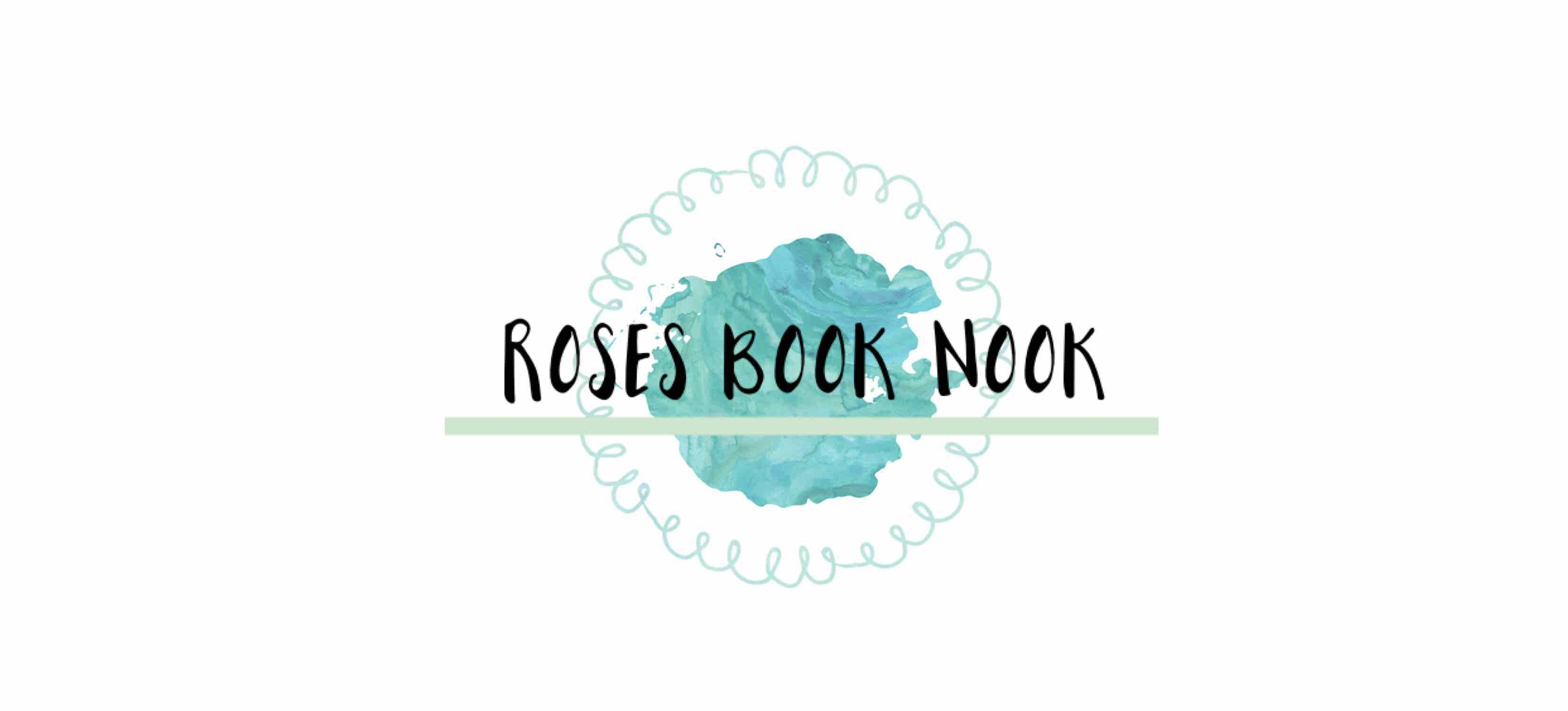 Roses Book Nook